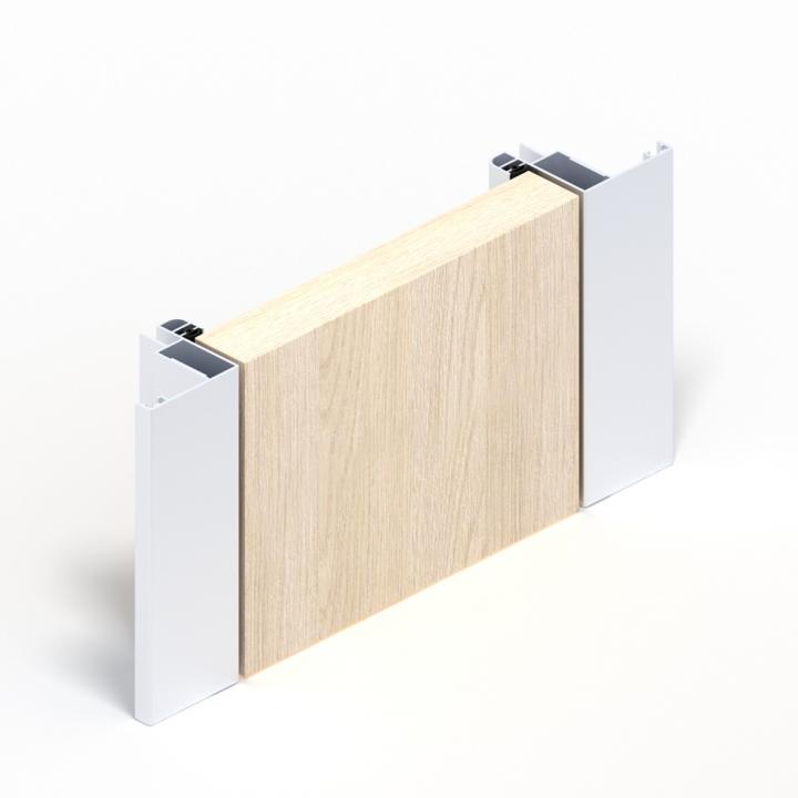 алюминиевая коробка PRIME